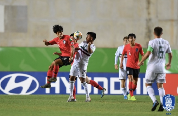 Korea exit the Under 17 World Cup