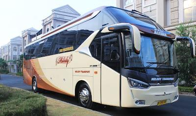 Keuntungan Bepergian Menggunakan Jasa Sewa Bus