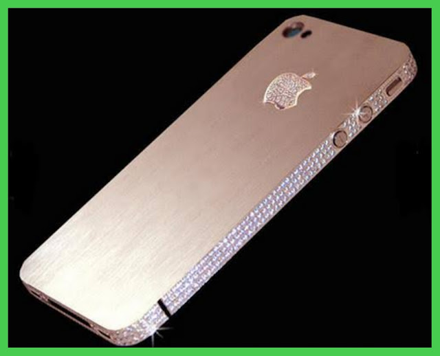 IPhone 4 Diamond Rose - Top 10 Most expensive phones