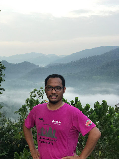 hiking, bukit panorama, sungai lembing
