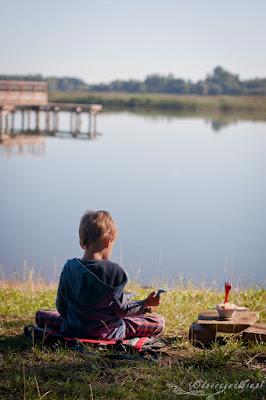 podlasie z dzieckiem, białowieża, camping