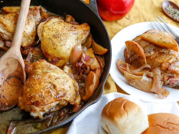 Apple Cider Chicken