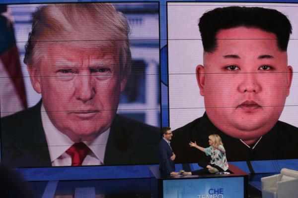 Donald Trump To Hold Strategic Meeting With North Korea's Kim Jong-Un