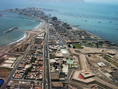 La Punta Callao, Distrito de la Punta