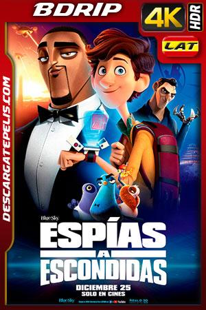 Espías a escondidas (2019) 4k BDrip HDR Latino – Ingles