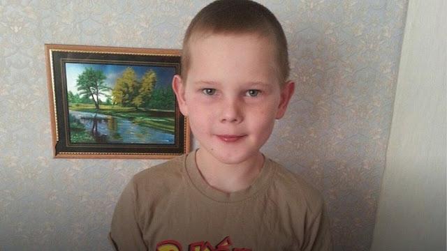 9-летний мальчик спас друга из ледяного колодца!