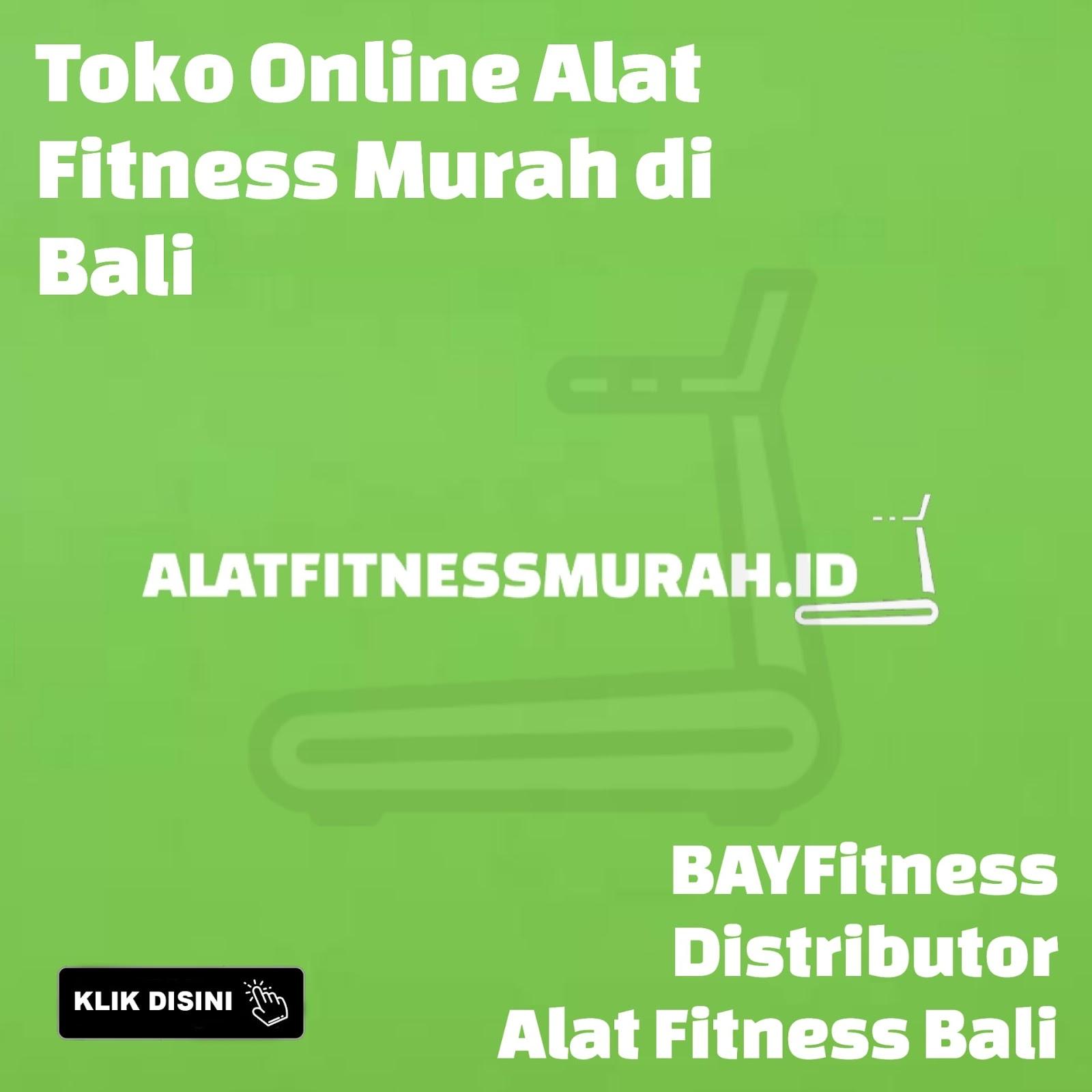 Toko Alat Fitness Bali