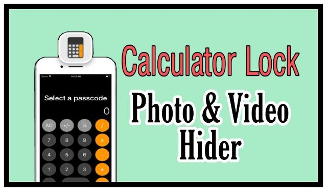 Photo and Video hider app  |  Calculator lock video lock & photo vault - hidex