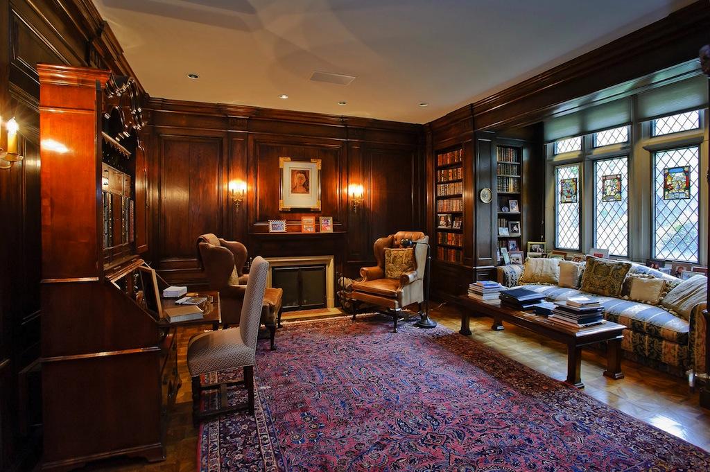 Old World, Gothic, and Victorian Interior Design ...