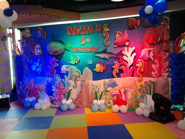 Backdrop ultah, dekorasi backdrop ultah, backdrop Birthday party, backdrop styrofoam