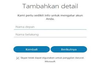 Cara Daftar Akun Skype Sampai Jelas