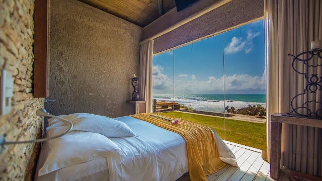 Kenoa Eco Exclusive Beach Spa & Resort Barra de Sao Miguel