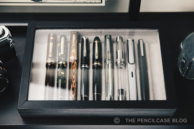 PEN CASE REVIEW: ABSOLUTE BRETON PEN DISPLAY BOX