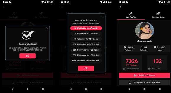 تنزيل تطبيق 2021 Tikio لزيادة مشاهدات ومتابعي التيك توك