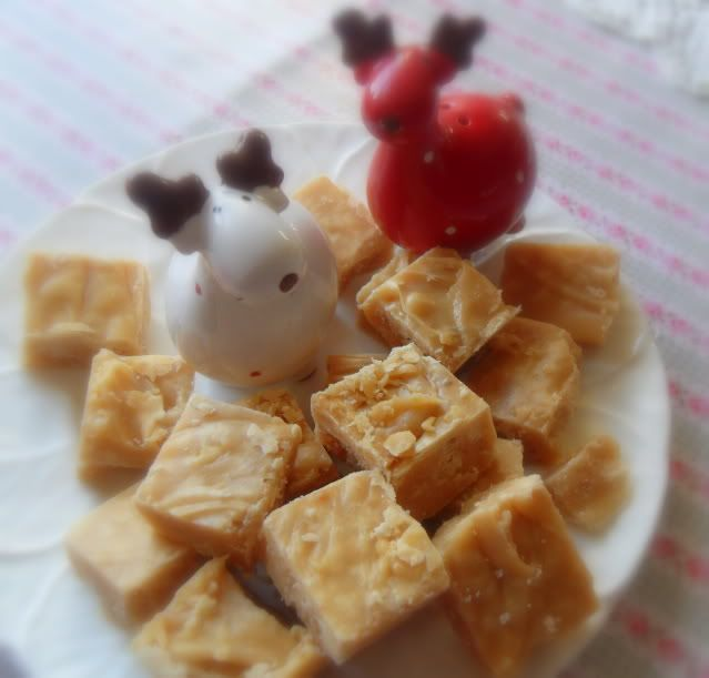 Mother's Peanut Butter Fudge