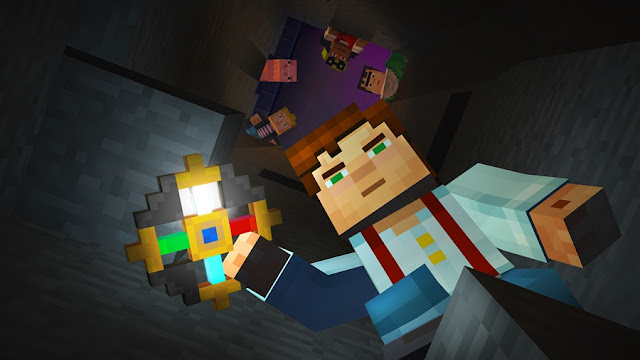 Minecraft Story Mode Download Episode 4 Photo