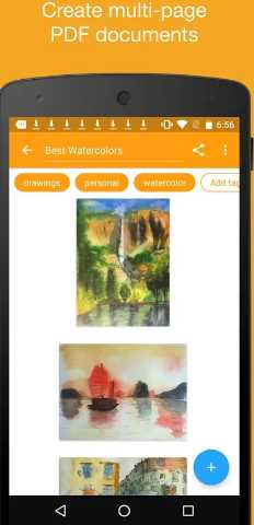 document scanner app