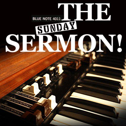Sunday 9th June: The Sunday Sermon