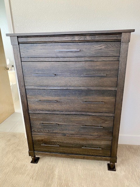 Brookdale Tall Dresser