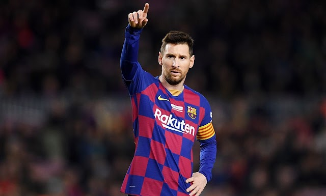 I'll Stay Here Because I Don't Want To Start Legal War- Messi On Leaving Barca