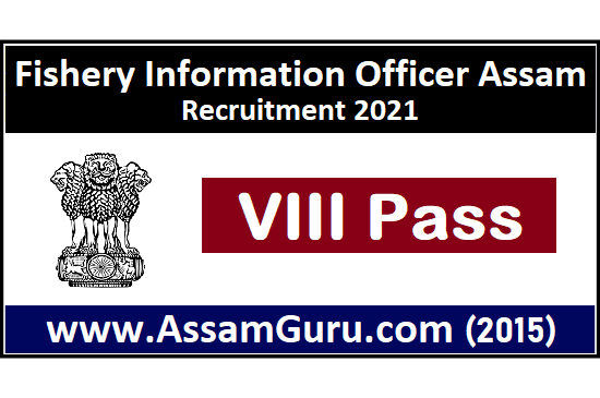 fishery-information-officer-assam