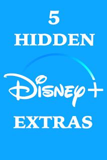 5 Hidden Disney Plus Extras