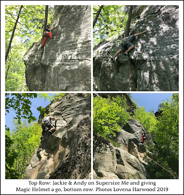 supersize me, magic helmet, sport climbing, rock climbing, leading, rumney rocks, NH