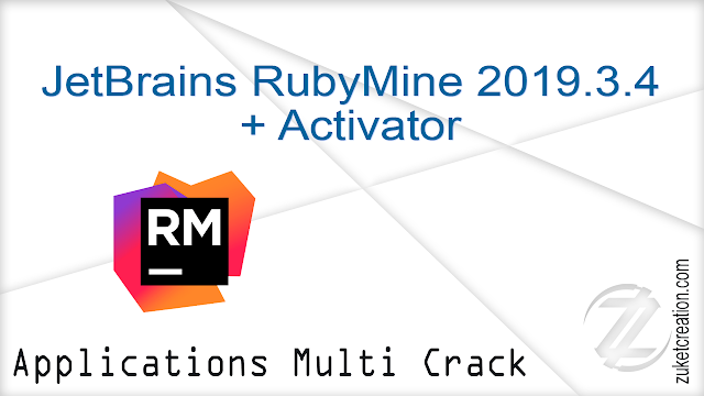 JetBrains RubyMine 2019.3.4 + Activator