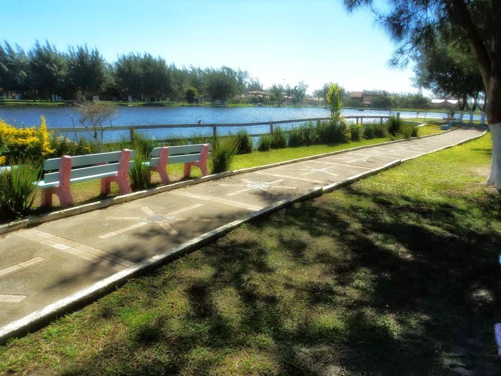 Lago do Braço Morto: Formado por Um Canal Fechado do Rio Tramandaí