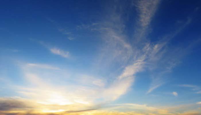 Langit yang Mulai Terang