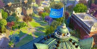 Kho ảnh phong cảnh hoạt hình của Pixar đưa bạn đi khắp thế giới, mọi khung hình