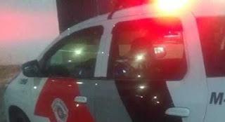 Três homens vieram de São Paulo e foram presos pela Polícia Militar por furto de peças de caminhões em Pariquera