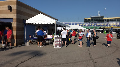 American Royal World Series of Barbecue at Kansas Speedway