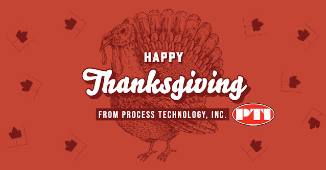 Happy Thanksgiving from PTI!