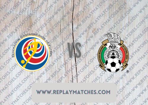 Costa Rica vs Mexico -Highlights 06 September 2021
