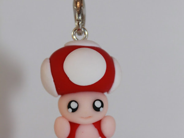 DIY Fimo / Polymer Clay Toad