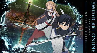 Sword Art Online Ordinal Scale BD Subtitle Indonesia