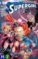 Os Novos 52! Supergirl #37