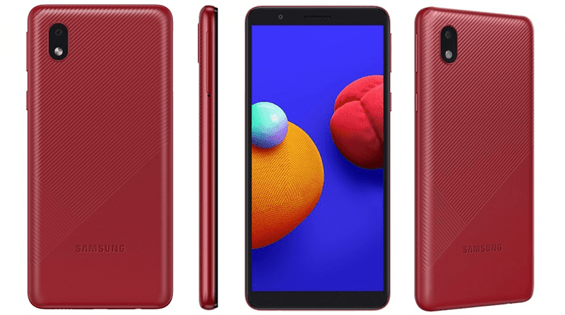Samsung Galaxy M01 Core with up to 2GB RAM and Android 10 (Go edition) announced