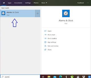 Tutorial Cara Setting Alarm di PC Windows10 (TERBARU)