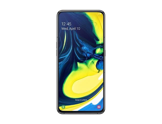 Samsung galaxy A80 price in India- Review , Specifications, Processor , Battery , Images, Colours , Storage Options and Many more