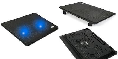 "Охладител за лаптоп A+ CIC22B, 15.6"""
