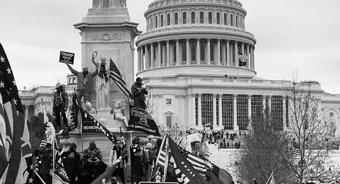 CONFIRMED: Feds Were Embedded In 1/6 Crowd Alongside Militia Members
