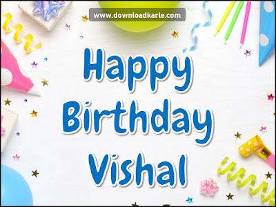 Happy Birthday To Vishal