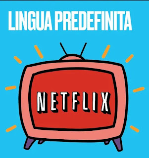 Come impostare lingua predefinita per film su Netflix