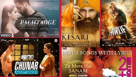 Pachtaoge Hindi Songs Lyrics | Bollywood Latest Songs