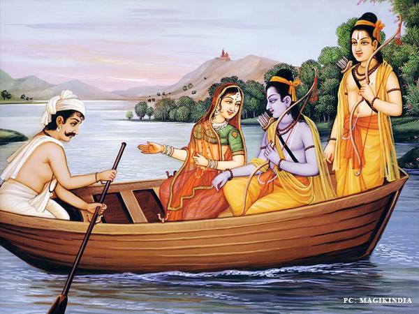Ramayana Chapter 14 - Rama leaves Chitrakoot