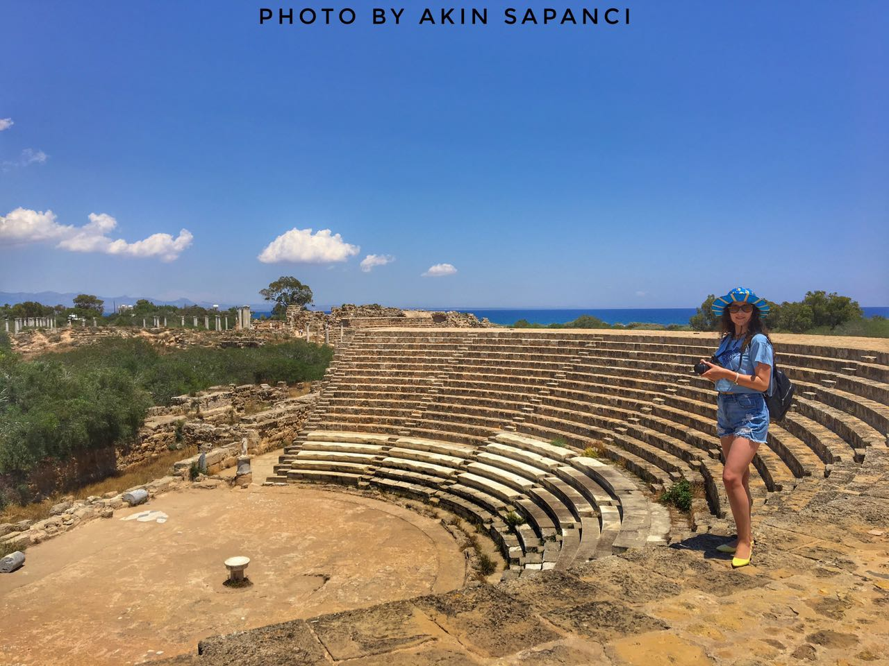 Salamis Antik Tiyatro