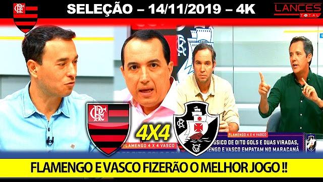 VASCO  X  FLAMENGO MELHOR JOGO DO ANO