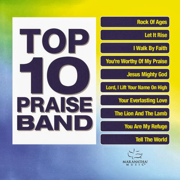 Maranatha! Praise Band - Top 10 Praise Band 2013 English Christian Album Download